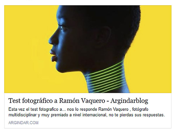 ARGINDARBLOG-INTERVIEW- RAMON VAQUERO