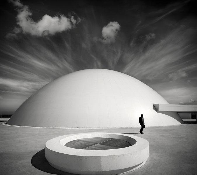 Niemeyer Center 1- architecture – ramon vaquero – vigo photographers – Pontevedra – Galicia – Spain