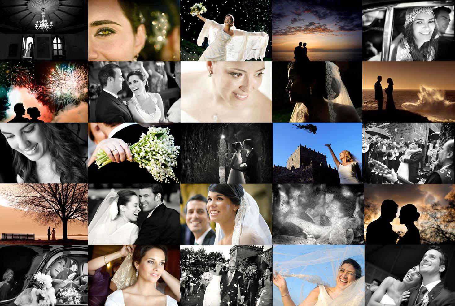 Ramon Vaquero –  vigo photographers – wedding – Galicia – Pontevedra – Spain – brides