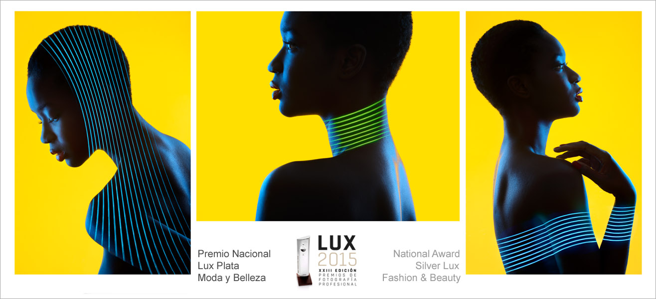 Lighting Clothes-ramon vaquero-premio_lux_2015_plata_belleza_moda_premios_
