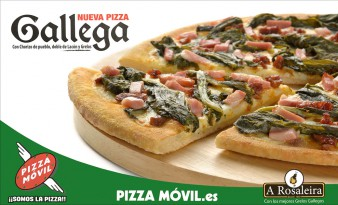 Pizza Movil Galician - Ramon Vaquero - Photographers Vigo - Pontevedra- Galicia - Spain
