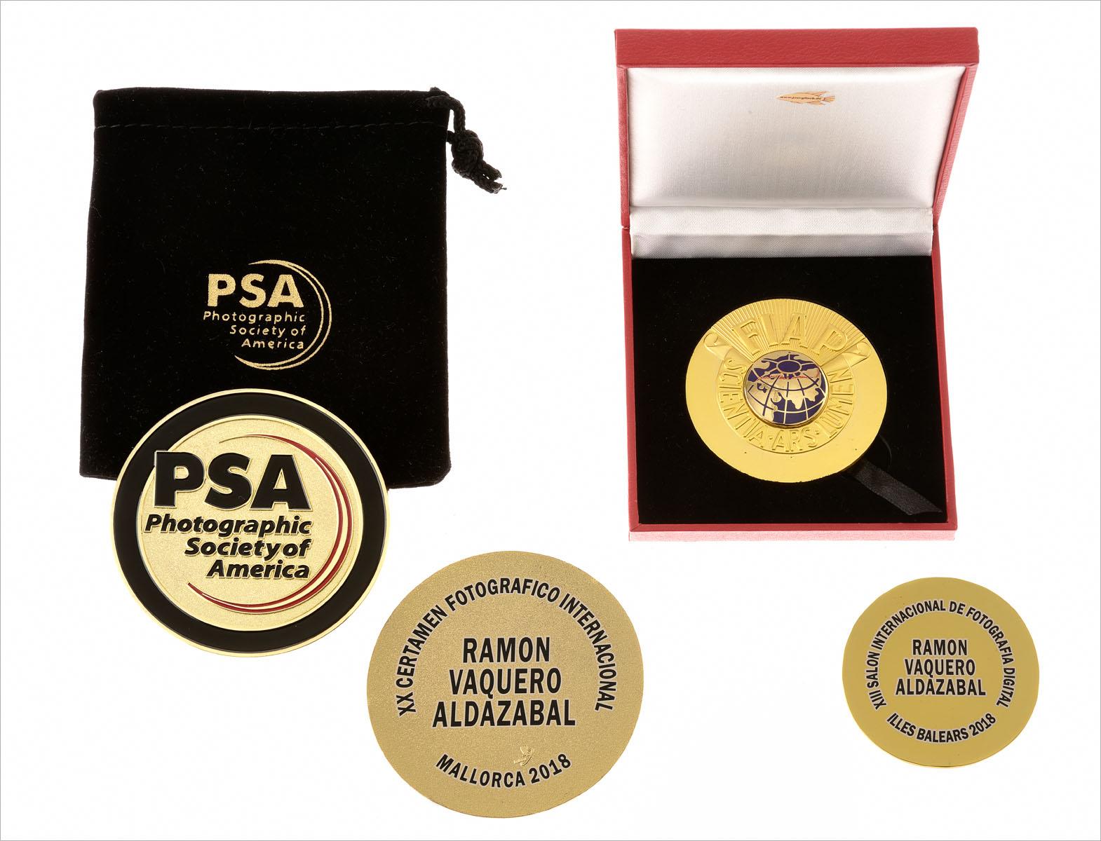 ramon_vaquero_premios_Balearic_islands_circuit_2018_spain_PSA_FIAP_medals