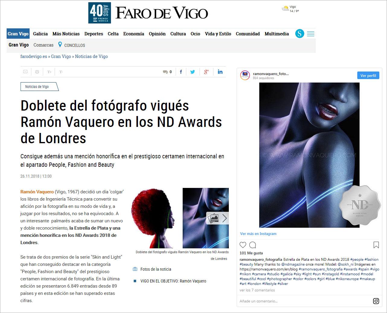 Ramon-vaquero_faro de Vigo-na-awards-2018